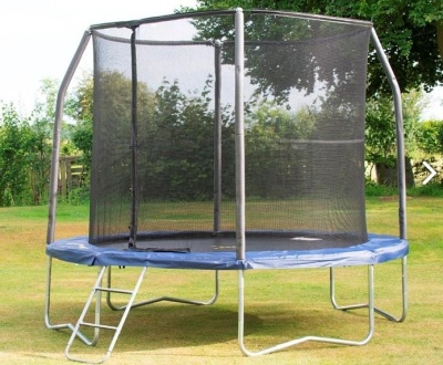 Luxusní Trampolína JumpKING JumpPOD DeLUXE, průměr 3,7 m, cena: 11.990 Kč