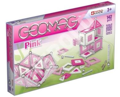 Geomag Kids Panel + Pro panel Girl, cena: 1 190 Kč (www.skluzavky.cz)