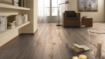 Laminátová podlaha může být dobrou volbou