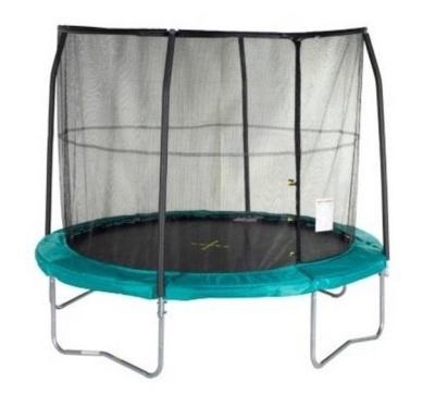 Cenově dostupná a kvalitní trampolína JumpKING JumpPOD ECONOMY, průměr 3 m, cena: 4 444 Kč