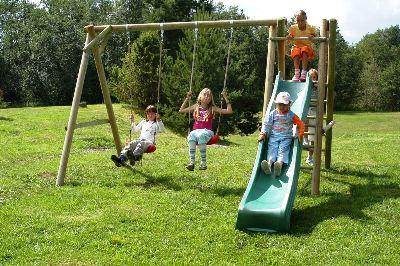 Sestava: Dětské hřiště s houpačkou Imprest HENRY 2