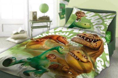 7976-detske-povleceni-hodny-dinosaurus