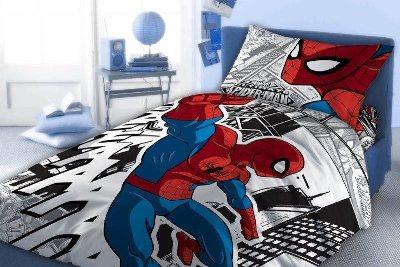 7979-detske-povleceni-spiderman-comics