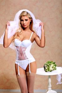 Ideální spodní prádlo pro nevěsty  ea12c1dfac