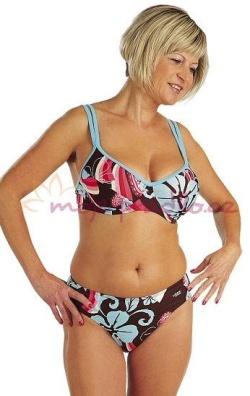 plavky Litex pro plnoštíhlejěí ženy