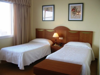 Ubytování v hotelu Izán Cavanna 4* poskytuje potřebný komfort