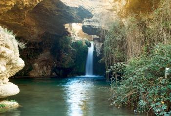 Přírodní park může být krásným cílem výletu
