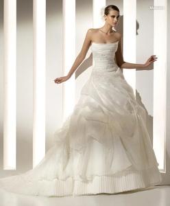 svatební šaty Pronovias3